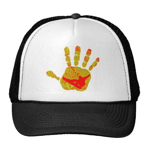 Snowboard Gold Standard Trucker Hat