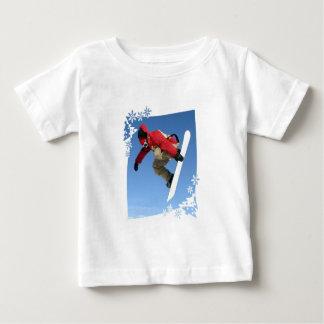 Snowboard Grab Baby T-Shirt