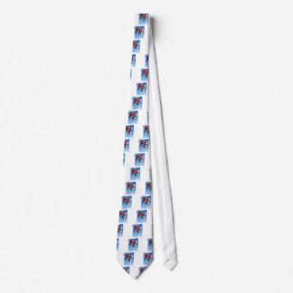 Snowboard Grab Men's Necktie