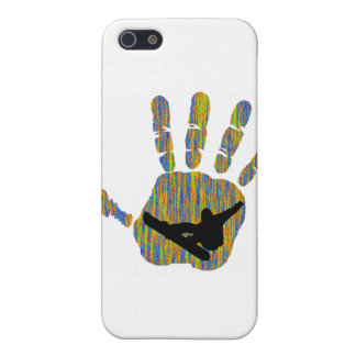 Snowboard Happy Goes Case For iPhone 5