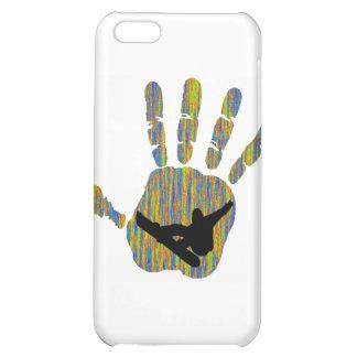 Snowboard Happy Goes iPhone 5C Case