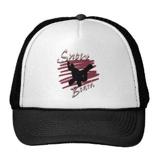 Snowboard Trucker Hats