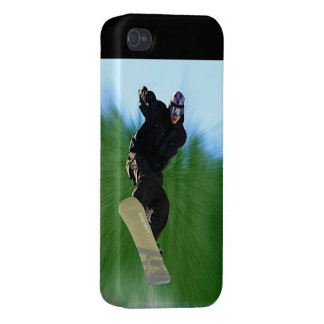 Snowboard iPhone 4/4S Cases