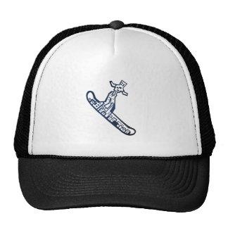 snowboard mesh hats