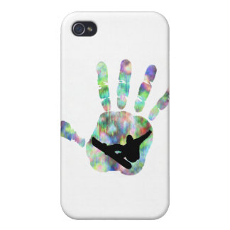 Snowboard New Game iPhone 4 Cases
