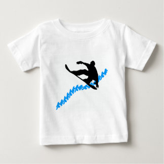Snowboard next Stairs T Shirts
