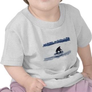 Snowboard Ollie Baby T-Shirt