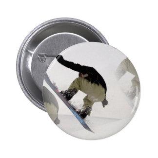 Snowboard Rails Round Button