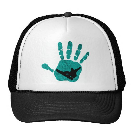 Snowboard The Indy's Mesh Hat