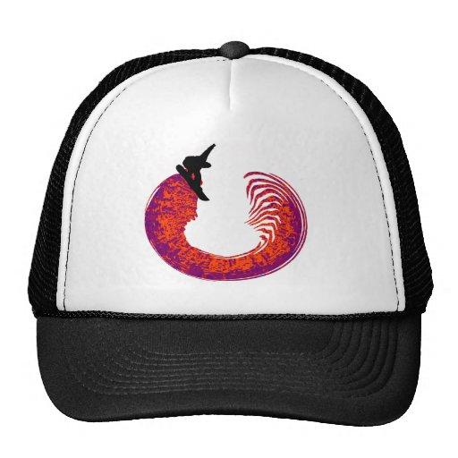 Snowboard the Loop Hat