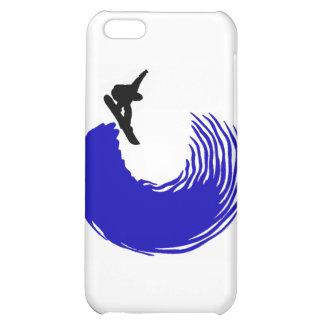 Snowboard Threw Ya Cover For iPhone 5C