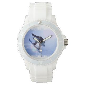 Snowboard Wristwatch