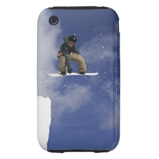 Snowboarder 2 iPhone 3 tough cases