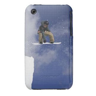 Snowboarder 2 iPhone 3 case