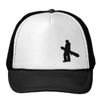 Snowboarder 2 Trucker Hat