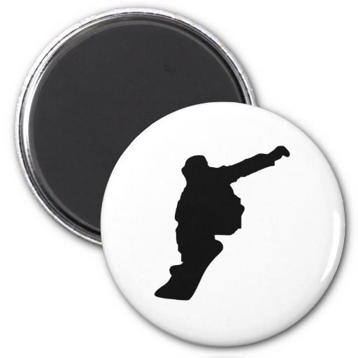 Snowboarder_3 Magnets
