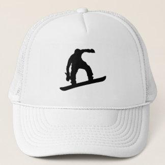 Snowboarder_4 Trucker Hat