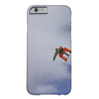 Snowboarder Barely There iPhone 6 Case