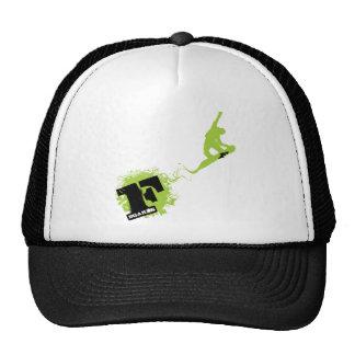 snowboarder cap