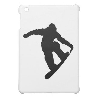 Snowboarder Cover For The iPad Mini