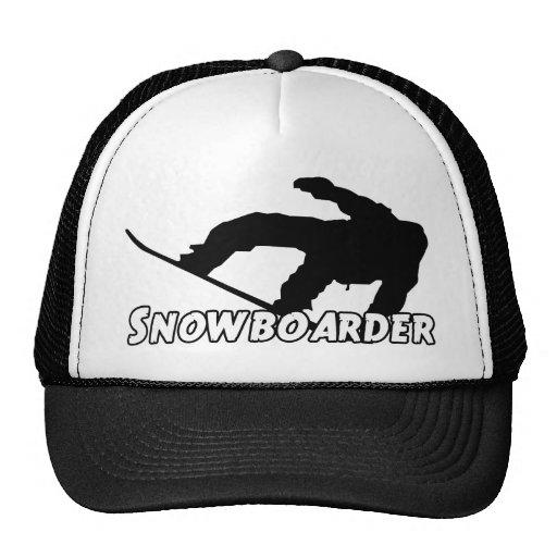 Snowboarder Trucker Hats