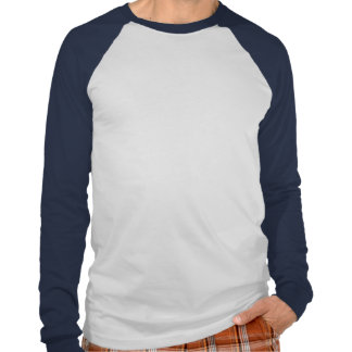 Snowboarder in the Snow Men's Long Sleeve T-Shirt