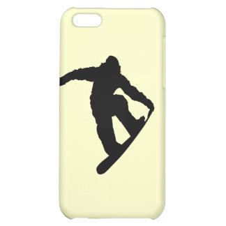 Snowboarder iPhone 5C Covers