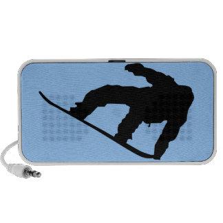 Snowboarder Speaker