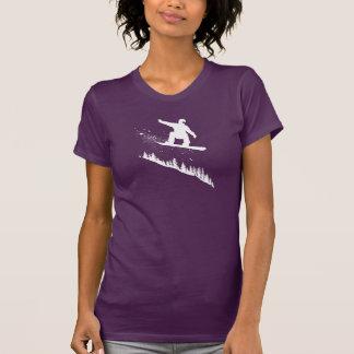 Snowboarder T Shirts