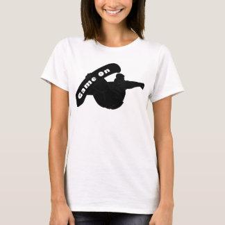 Snowboarder Women's TShirt