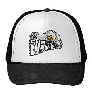 SNOWBOARDERS.CZ CAP HATS