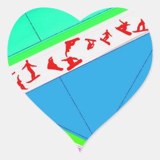 Snowboarders Sticker