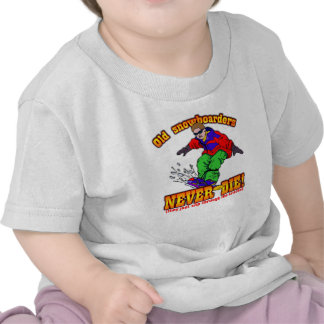 Snowboarders Shirts