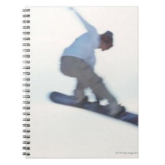 Snowboarding 11 notebooks