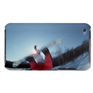 Snowboarding 12 iPod touch case