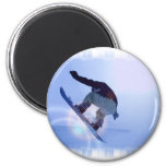 snowboarding-12 magnets