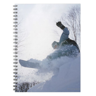 Snowboarding 13 notebook