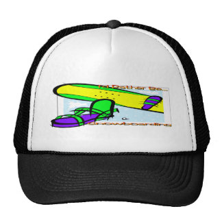 Snowboarding 2 cap