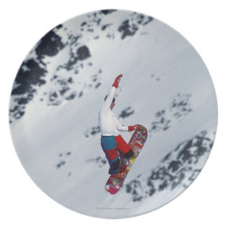 Snowboarding 2 plate