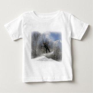 Snowboarding 360 Baby T-Shirt