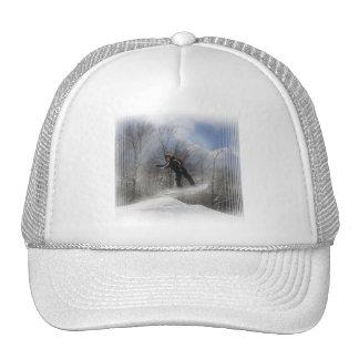 Snowboarding 360 Baseball Hat
