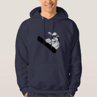 Snowboarding 3 hoodie