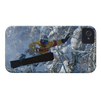 Snowboarding 3 iPhone 4 case