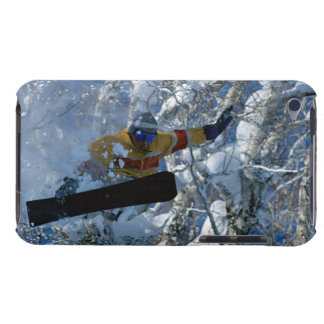 Snowboarding 3 iPod touch case