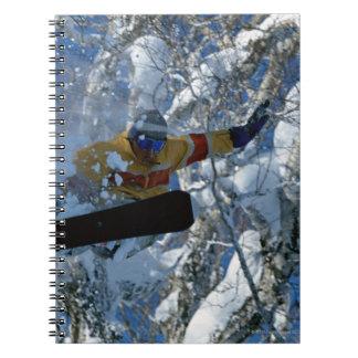 Snowboarding 3 notebook