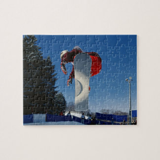 Snowboarding 5 jigsaw puzzle