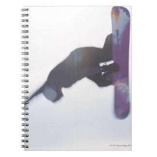 Snowboarding 6 notebook