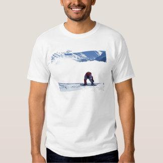 snowboarding-7 tee shirts