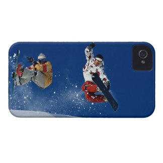 Snowboarding 8 iPhone 4 case