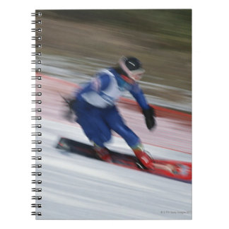 Snowboarding 9 notebook